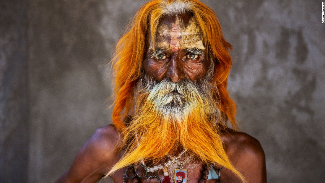 """What is it about Steve McCurry's portraits that instantly draws you into the raw gaze of his subjects?<br /><br />From McCurry's famous <a href=""""http://edition.cnn.com/2015/03/23/world/steve-mccurry-afghan-girl-photo/"""">""""Afghan Girl""""</a> image, to the one above of a brilliantly decorated tribal elder in Rajasthan, the legendary American photographer has gained a reputation for  bewitching portraiture in some of the most dramatic landscapes on Earth. <br /><br />Now McCurry's new book,<a href=""""http://uk.phaidon.com/store/photography/steve-mccurry-india-9780714869964/"""" target=""""_blank""""> """"India,"""" </a>showcases three decades of his spectacular photographs from this vast country. <br /><br /><em><strong>Flick through the gallery to see images from the book.</em></strong>"""