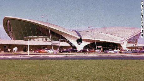 Final call for JFK Airport's classic TWA terminal