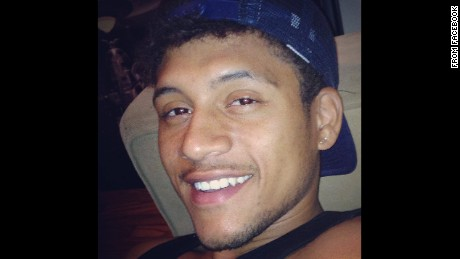 Anthony Hill was fatally shot on March 9, 2015. Hill's family has said he had a mental illness.
