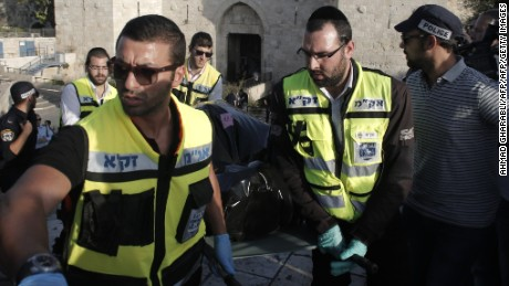 Israeli entrepreneur: What's driving the random stabbings?