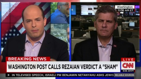 Washington Post editor: Rezaian trial is a 'sham'_00025524