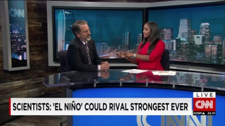 exp Scientists: 'El Niño' Could Rival Strongest Ever_00005624