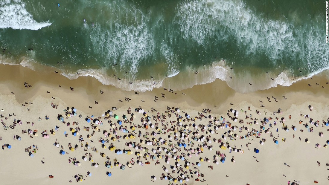 "Made famous by the Brazilian bossa nova classic ""The Girl from Ipanema,"" Rio de Janeiro's Ipanema Beach was once voted World's Sexiest Beach by the Travel Channel."