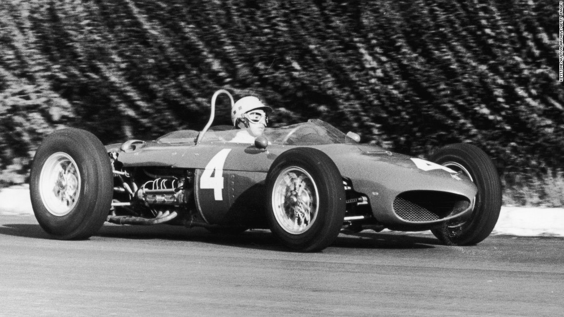 The ePrix will be held at the  Autodromo Hermanos Rodriguez circuit. The track is named after brothers Ricardo and Pedro Rodriguez, who both died in motor racing accidents. Ricardo, seen here driving a Ferrari in 1962, was tipped as a future F1 world champion before his death at the age of 20 the same year.