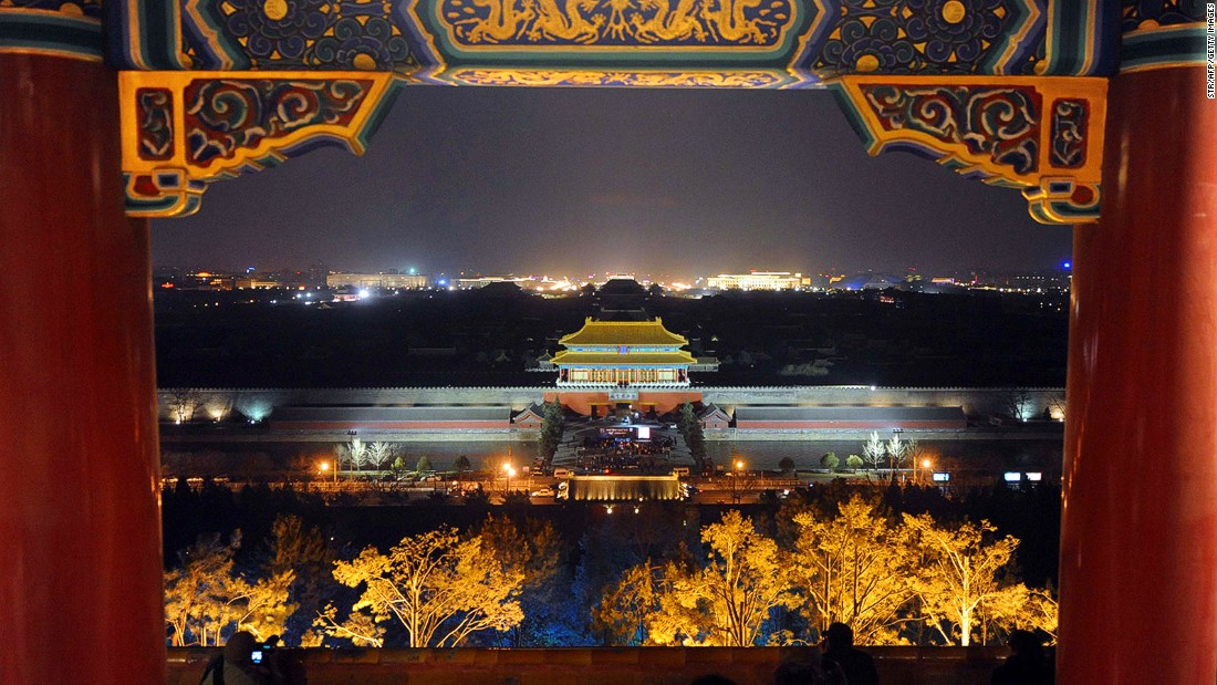 A center of power for nearly five centuries, China has invested heavily in re-establishing the Forbidden City as a symbol of the country's historic might and prestige. Every stop inside is a lesson in ambition.