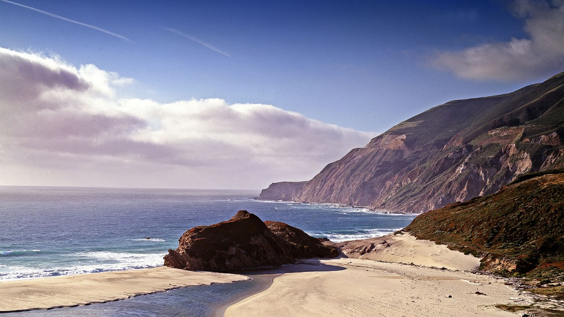 America's love affair with the automobile is consummated in triumphant style along its West Coast Highway 1. Sharp twists, dramatic cliffs and powerful bridges make for an exhilarating drive into an epic landscape made for putting things into perspective.
