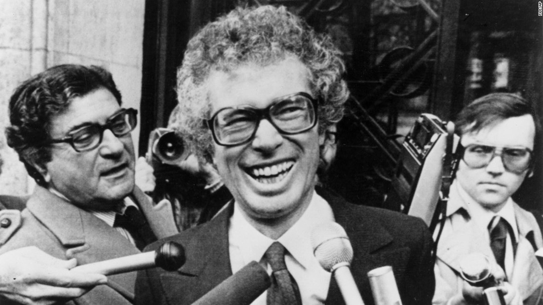 "<a href=""http://www.cnn.com/2015/10/15/americas/ken-taylor-dies/"" target=""_blank"">Ken Taylor</a>, the former Canadian ambassador known for his role in the Iran hostage crisis, died October 15, CBC News reported. He was 81."
