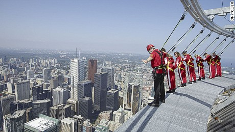 Toronto: a perfect mix of the conservative and creative?