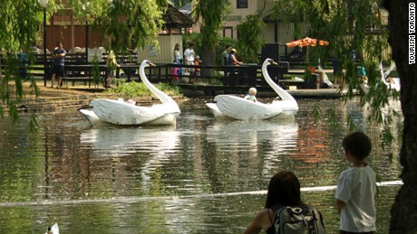 Toronto swan song.