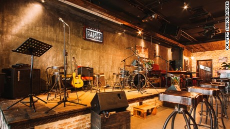 It's true: There actually are great music venues in HCMC these days.