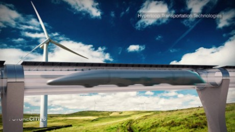 Is this the future of travel?