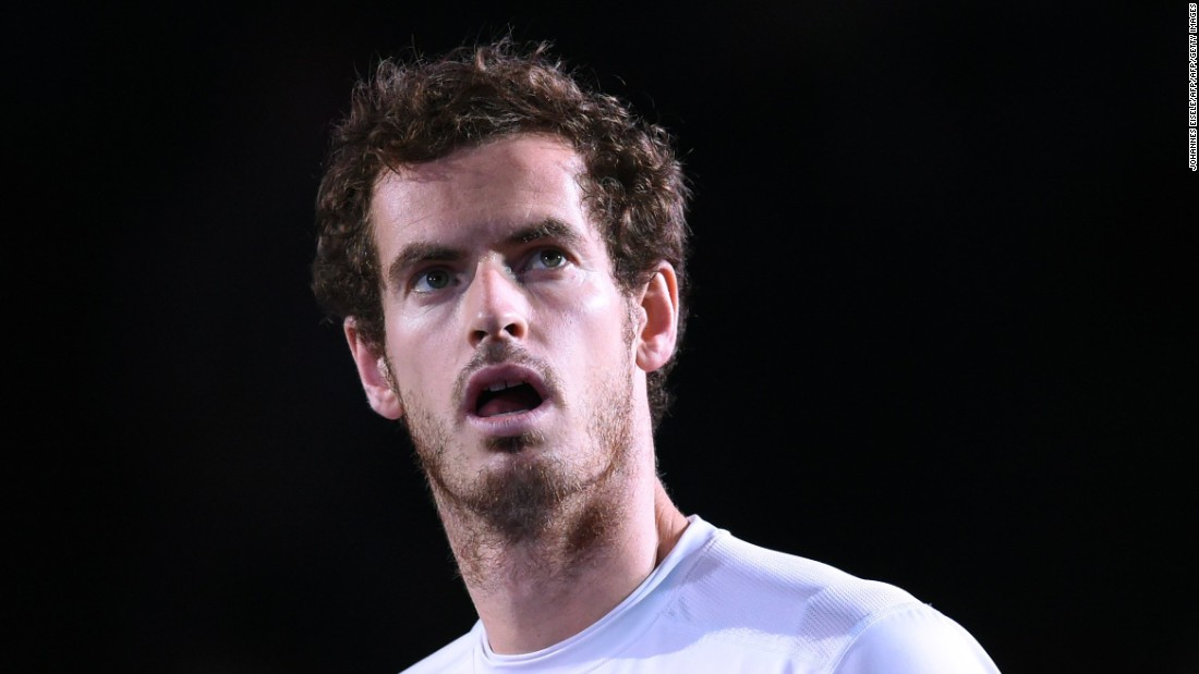 The Scot is currently ranked No. 2 in the world but was little match for Djokovic.