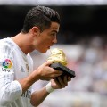 Ronaldo golden boot