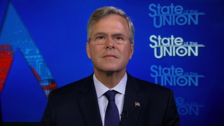 SOTU Tapper: Jeb Bush Full Interview_00000412