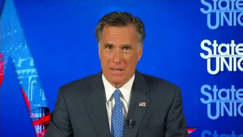 Romney discusses Clinton's 'misjudgment' on Benghazi