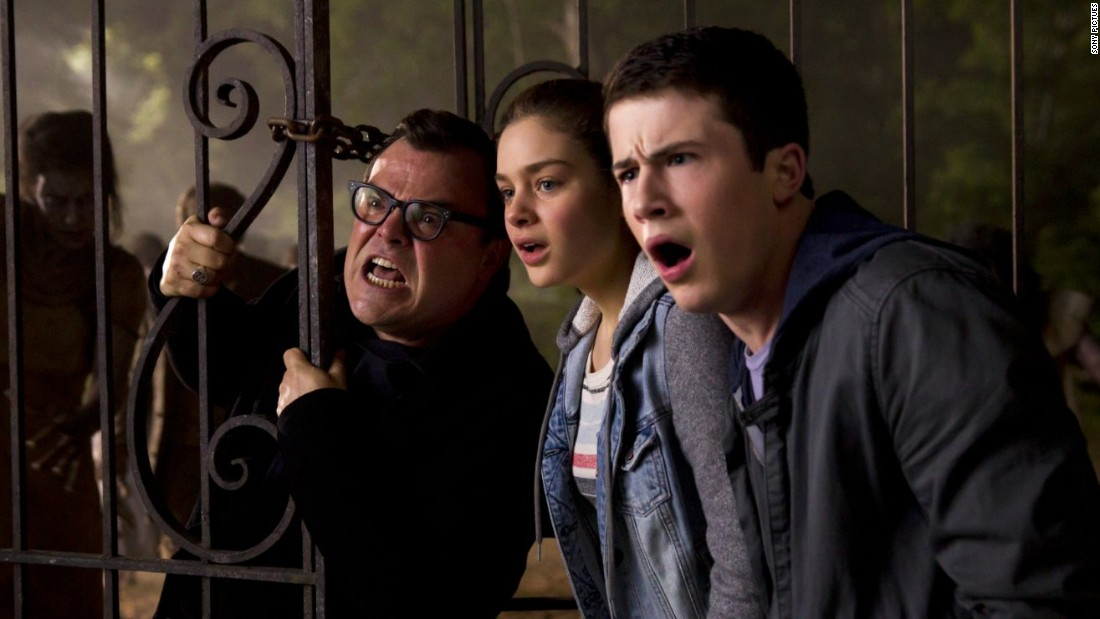 "<strong>""Goosebumps""</strong>:  A new to town teen finds himself enamored of a pretty neighbor whose father has a secret. <strong>(Netflix) </strong>"