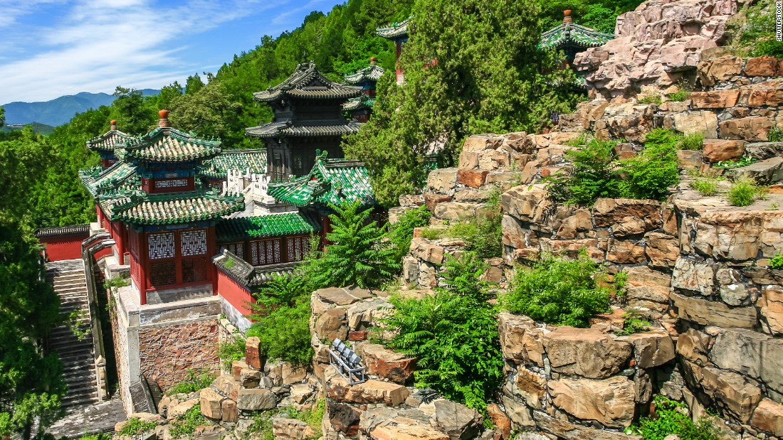 Beijing's Summer Palace was first built in 1750. Although it was significantly destroyed in 1860, as a result of the Opium War and the Boxer Rebellion in 1900, it has since been restored and open to the public since 1924.