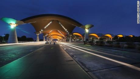 The Kuala Lumpur International Airport