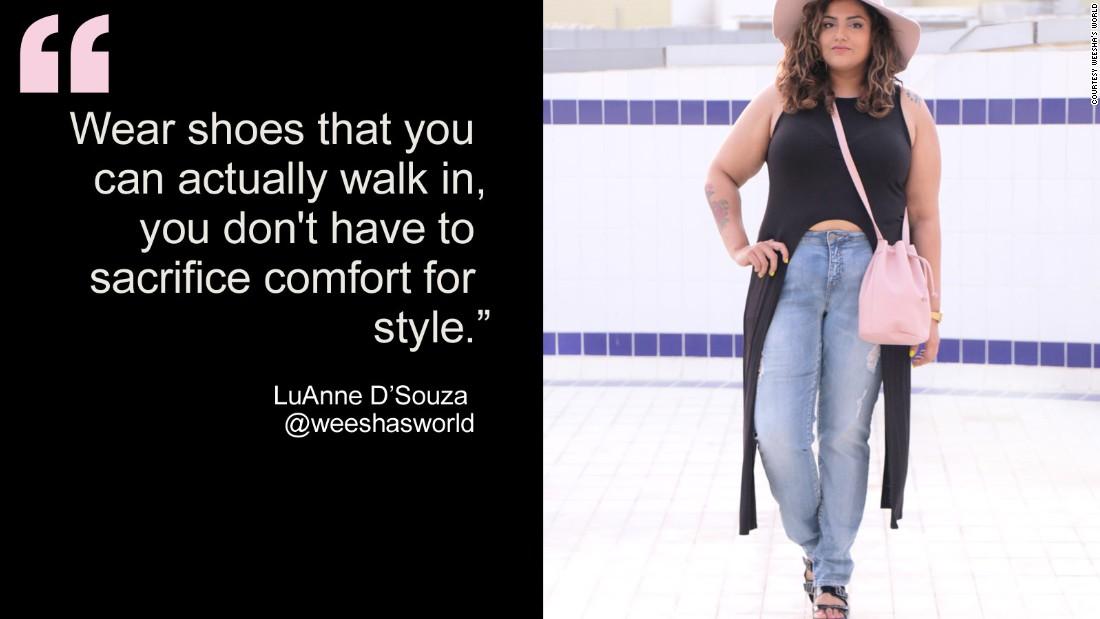 "LuAnne D'Souza of <a href=""http://iamweesha.com/"" target=""_blank"">iamweesha.com</a>."