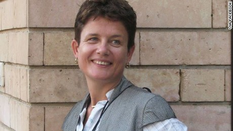 Former U.N. official and BBC journalist Jacky Sutton was found dead in Istanbul's Ataturk Airport.