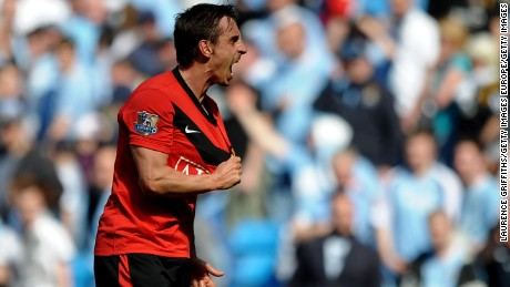 Gary Neville: Soccer star 'to save hundreds of lives' by helping homeless