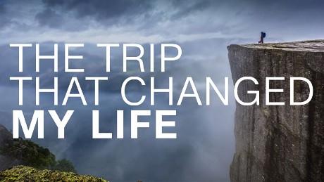 Trip that changed logo
