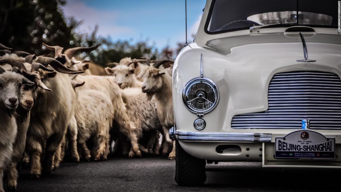 classic cars make epic trip across china cnn style