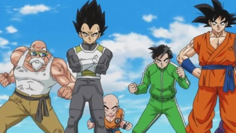 dragon ball Z resurrection F ready for home video release justin rojas interview cnn_00015304