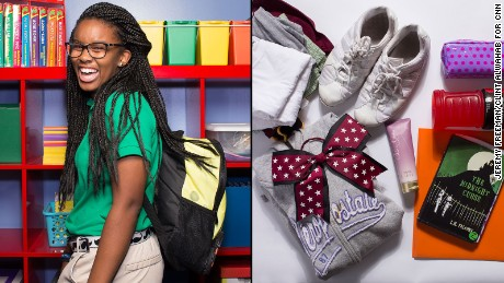Inside students' heavy backpacks, why it's too much and how to help