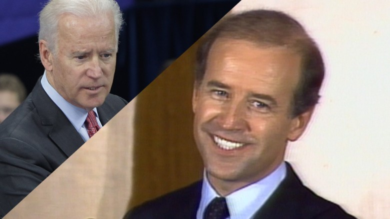 That time — actually, times — Joe Biden ran for president