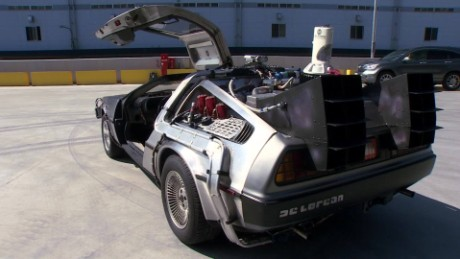 DeLorean recycled clothes time machine fuel rivers pkg_00005512