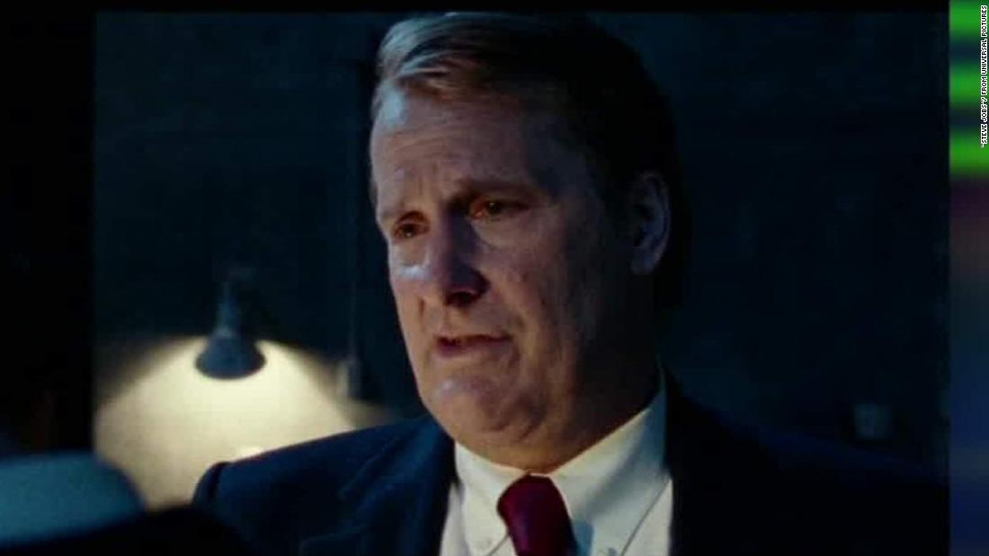 jeff daniels opens up about steve jobs movie cnn video