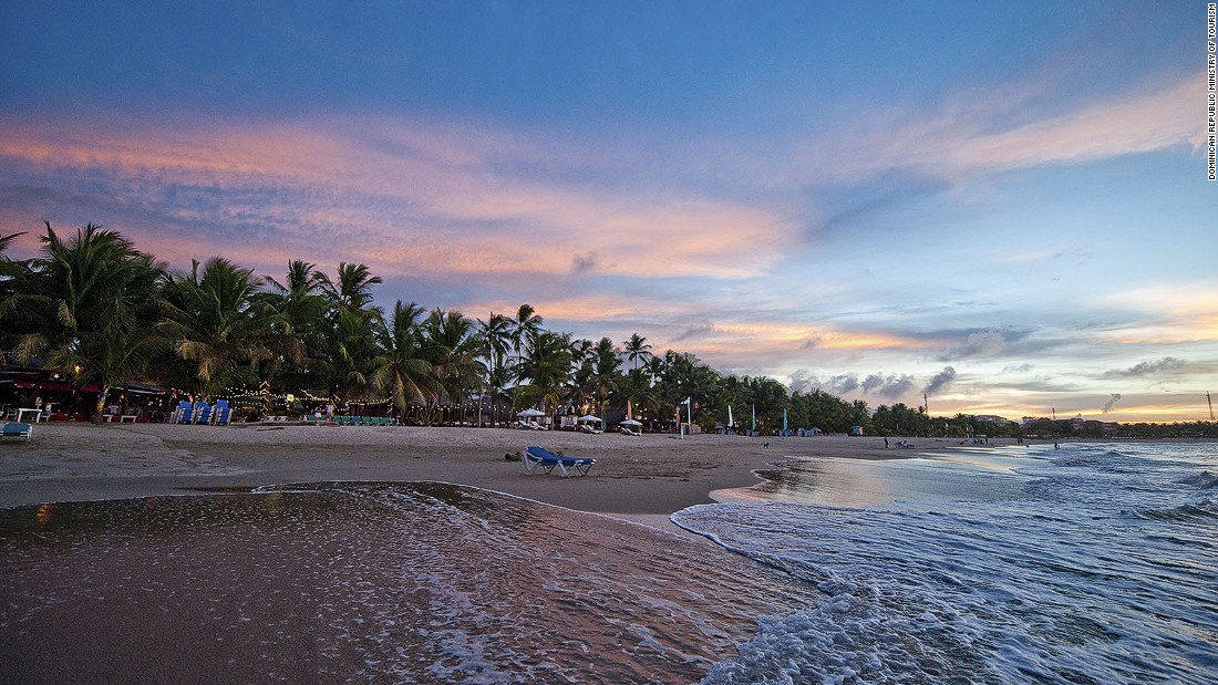 "Home to a number of beaches, parks, markets and a cable car system, Puerto Plata is a popular resort destination. It's also home to one of the best adventure trips in the Caribbean, the <a href=""http://edition.cnn.com/2015/11/12/travel/dr-waterfalls-of-damajagua/index.html"">27 Waterfalls of Damajagua</a>."