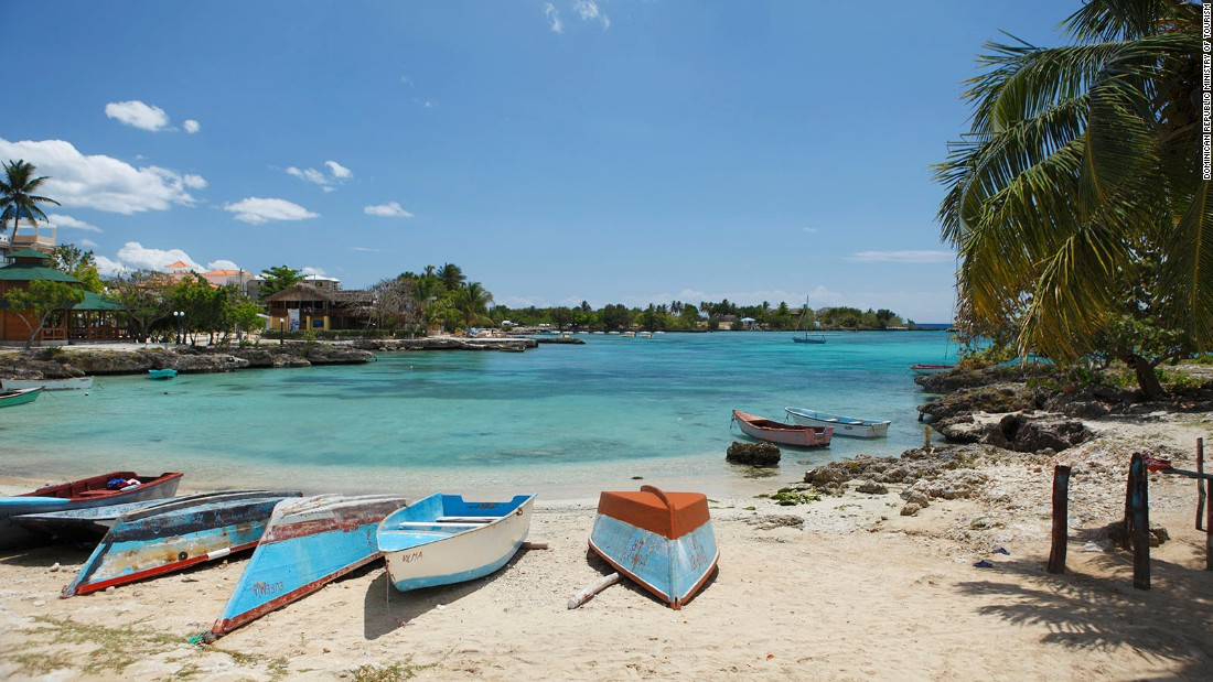 A fishing village with colorful houses, increasingly popular Bayahibe offers a number of activities -- kayaking, snorkeling, fishing, paddle-boarding -- but some say it has the best scuba diving in the country.