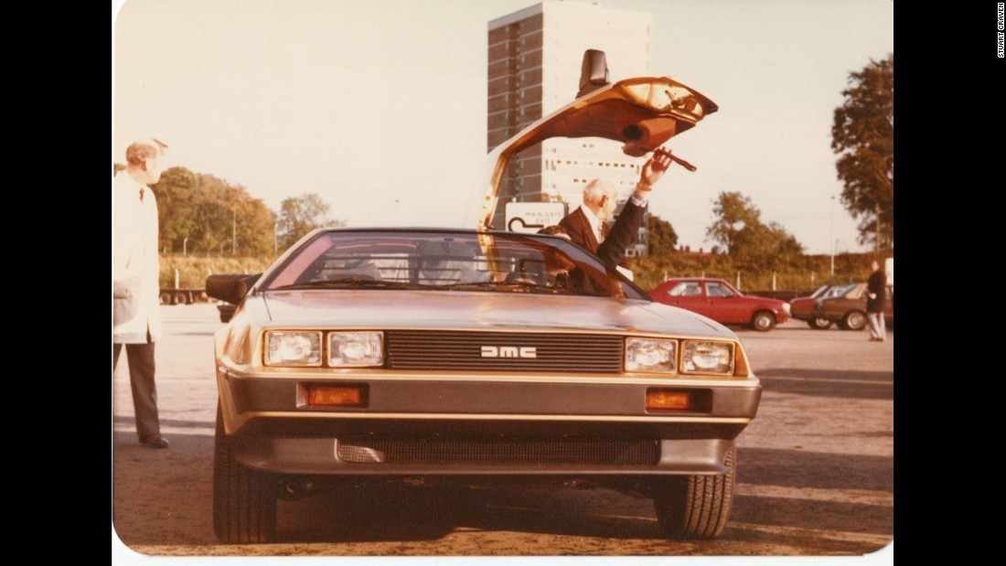 "CEO of Houston-based DeLorean Motor Company (not affiliated with John DeLorean's original company), recalls how radical the DMC-12's design was, when it first entered the market. ""If you sort of roll the clock back to the early 80s, the automotive environment was quite boring. Regulations were changing in the US for safety and emissions. People didn't know what would be legal anymore. The DeLorean was the Tesla of the 80s. It was breaking all the rules."" <br />"