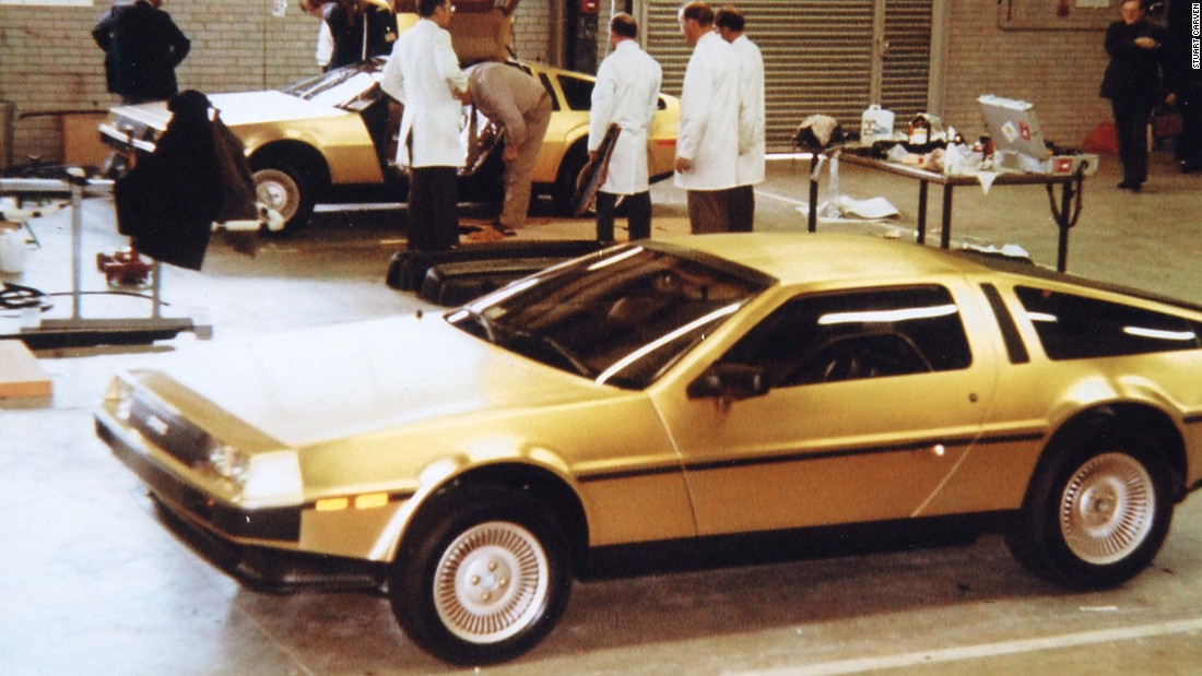 Great Scott! It came in gold. In 1981, American Express and DeLorean Motor Company offered a 24 karat gold-plated DeLorean. The catch? It could only be purchased with an American Express Gold Card. The retail price - $85,000. DeLoreans are expected to make a comeback in 2017.