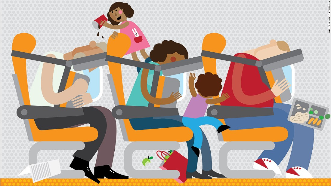 Its purpose is to help passengers rest during a flight by letting them lean face-forward into a cushion. Another cushion supports the chest. Both are deployed from a backpack attached to the seat.