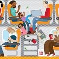 Airline patent stacked_seats_2