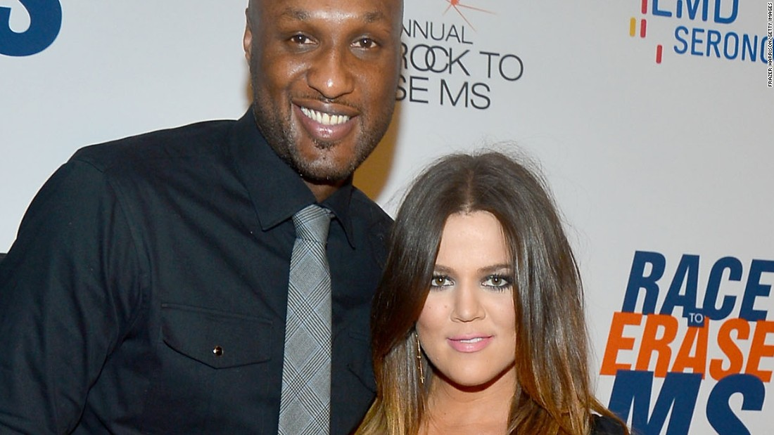 "Lamar Odom and Khloe Kardashian <a href=""http://www.cnn.com/2015/10/14/entertainment/lamar-odom-khloe-kardashian-feat/"">married after a brief courtship in 2009</a>, but Kardashian filed for divorce in 2013. The divorce hasn't gone through, and after <a href=""http://www.cnn.com/2015/10/20/us/lamar-odom-condition/"">Odom's hospitalization</a>, <a href=""http://www.cnn.com/2015/10/21/entertainment/khloe-kardashian-lamar-odom-feat/"">Kardashian has put it on hold</a>. Here are other couples who have stayed together after breakups -- at least for a time:"