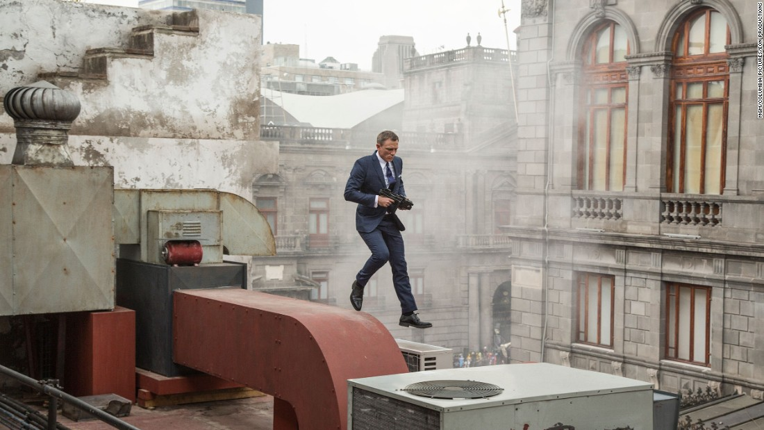 "<strong>""Spectre"":</strong> Bond. James Bond. Daniel Craig returns as the suavest of spies in the 24th film of the franchise. <strong>(Amazon Prime, Hulu) </strong>"