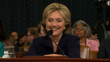 Good morning- Hillary Clinton sits for highly anticipated public testimony before the House Select Committee on Benghazi Thursday. Live pool signals are up now (see below for Atlanta router info) Here's a tick-toc of the proceedings: <tab>10 a.m. ET -- start time <tab>Rep. Gowdy - opening statement for ten mins approx. <tab>Rep. Cummings - opening statement for ten mins approx.     <tab>Clinton -- opening statement for ten mins approx.     <tab>7 GOP members and 5 Democrats -- each get 10 mins to query Clinton <tab>First session could go FOUR hours (unless HRC or Chair calls a break) <tab>They could break at 130 p.m. ET or 2 p.m. ET for votes - HRC takes a lunch break <tab>Afternoon session would go another FOUR hours. Note: Dana Bash and Manu Raju will be available live from outside the room.