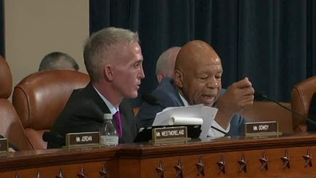trey gowdy elijah cummings confrontation benghazi hearing_00003614.jpg