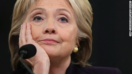 Clinton stood her ground on Benghazi