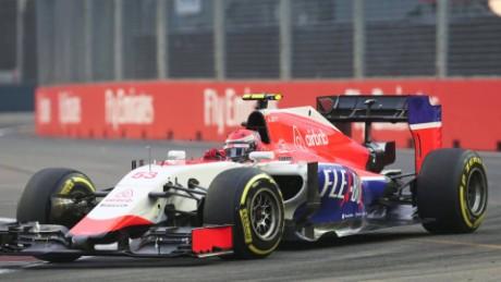 When will an American driver win the U.S. Grand Prix?