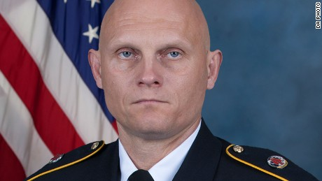 Master Sgt. Joshua L. Wheeler, 39, was killed in action Thursday, October 22, while deployed in support of Operation Inherent Resolve in Iraq.