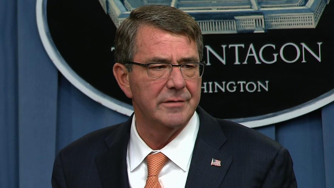 Pentagon: 'We're in combat' in Iraq