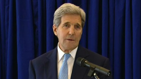 Kerry: Israel agrees to surveillance at holy site