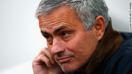 What's gone wrong for Jose Mourinho?