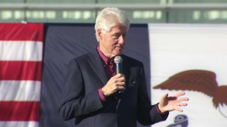 bill clinton hillary iowa rally sot_00000924