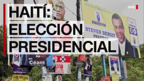 Haití: Elecciones Presidenciales_00000000